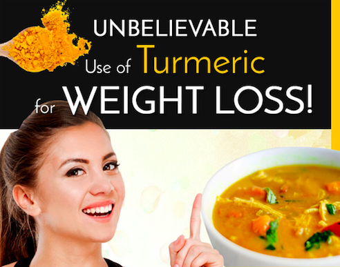How To Start Losing Weight With Turmeric When You Know